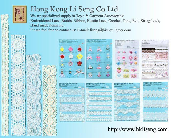Hong Kong Li Seng Co Ltd Garment Accessories Supplier