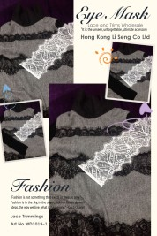 Eyelash Lace D1019-1 (50K) Photo