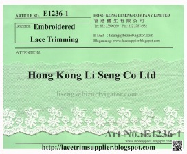 Leading manufacturer and exporter of Lace,lace fabric,Lace trimming,